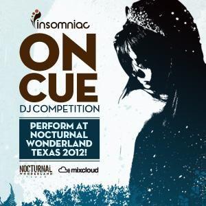 DJ Justin Ashby  Insomniac's On Cue DJ Competition