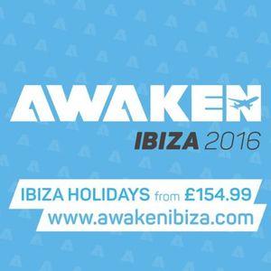 Awaken Ibiza 2016 DJ Comp - Tuchowsky