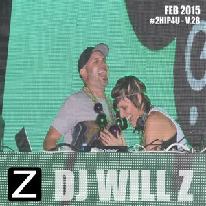 DJ WILL Z - #2hip4u v.28