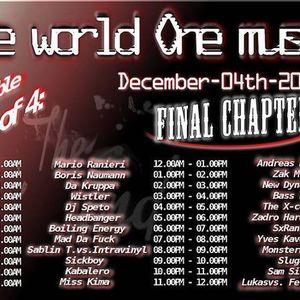 DJ Speto@One World One Music _ 2011