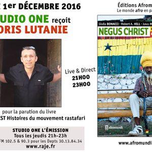Studio One - Interview Boris Lutanie - 01.12.2016