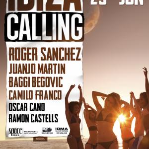 Baggi Begovic - Live @ Space Ibiza (Spain) 2012.06.25.