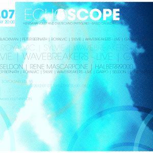 Echoscope Mixseries 01 - Rene Mascarpone