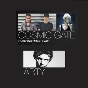 A Mixset for A.C.E.(Arty, Cosmic Gate and Emma Hewitt)