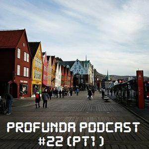 Profunda Podcast #22 [TECHNO] - NOV/16