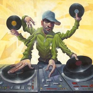 DJ Werk Hip Hop Mix 7-25-2015