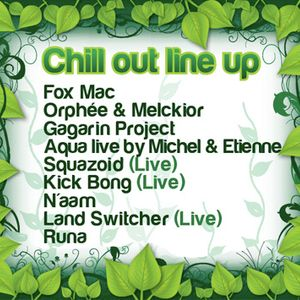 Burning Night 12 - Chill Out Mix
