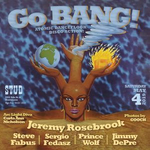 Jimmy DePre at Go BANG! May 2019