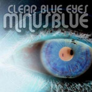MinusBlue - Clear Blue Eyes LP (Mixed Up Version)