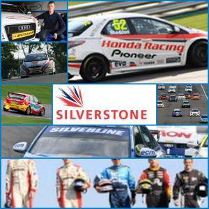 Matthew Layton - Radio Silverstone - 14/10/2011 - BTCC Five-Way Grand Finale Special