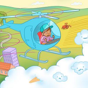 Sagan om Hector helikopter