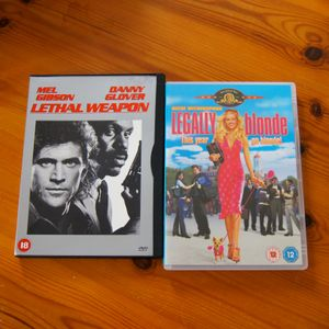 He Watch, She Watch: Episode 1 Lethal Blonde