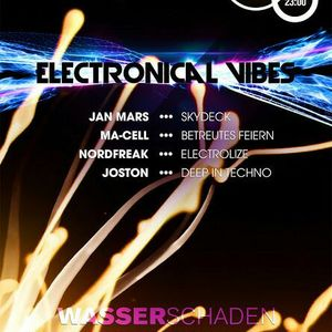 11.12.15 - Ma-Cell at electronical vibes, Wasserschaden, Hamburg