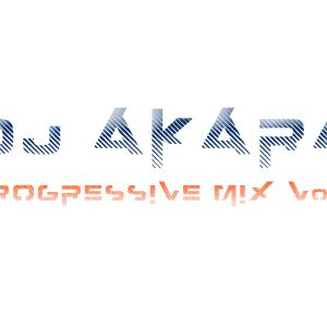 DJ AK@RA - Progressive Mix Vol.4