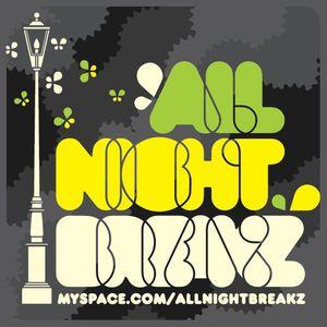 Rookie t_live@tilos_allnightbreakz radio show_2010_11_03