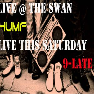 Swan Sessions with Humf Saturday August 24