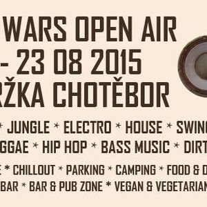 Bass Wars Open Air 2015 Promo Mix