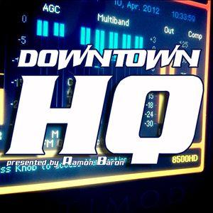 Downtown HQ (Radio show with DJ Ramon Baron -wk34-)