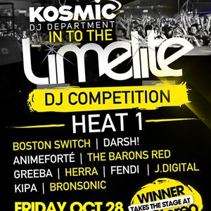 Into The Limelite DJ Comp Entry Mix