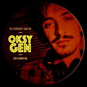 FSL Podcast 06 May 2016 - Oksygen Live
