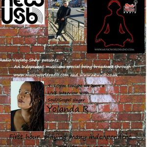 Independent Variety Show: Yolanda interview and more