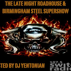 The LNR & Birmingham Steel Supershow, Tuesday 22nd & Thursday 24th March, 2016