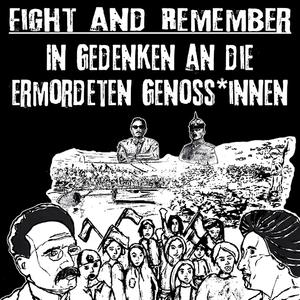 Kämpfen und Gedenken - Ein Gedicht zur LL-Demo 2020 von Tintenwolf