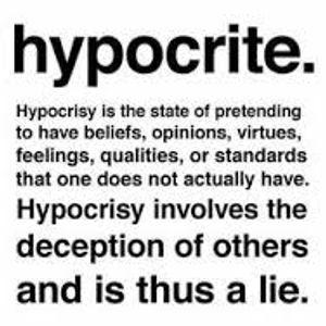 Hypocrisy Of Love