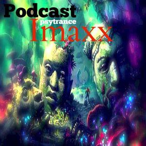 podcast by imaxx (psytrance , dark-minimal )