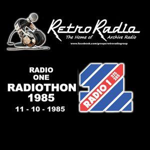 RADIOTHON 1985 - BBC RADIO ONE - 11-10-1985