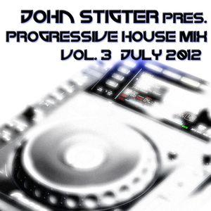 John Stigter - Progressive House Mix Vol. 3 (July 2012)