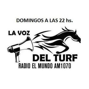 PROGRAMA 144 DE LA VOZ DEL TURF - Radio El Mundo AM 1070 - 11/06/2017