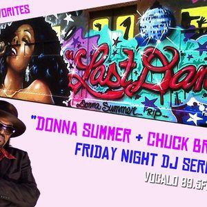 JDLP's favorite Donna Summer & Chuck Brown tunes 5.18.12 FNDS