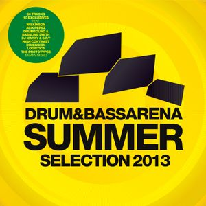 A.I @ Drum&BassArena Summer Selection 2013 album launch