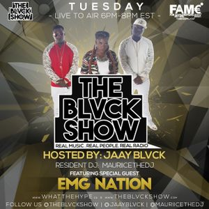 EMG Nation stops by this May. HOTTT interview+mixshow