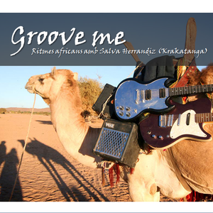 Groove me (26) 24/09/2015 Àfrica amb Salva Herrandiz