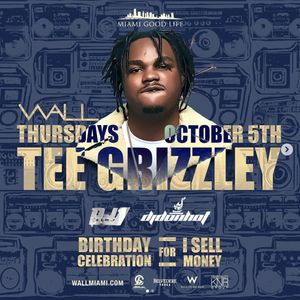 DJ DON HOT LIVE WALL THURSDAYS FT. TEE GRIZZLEY 10.5.2017