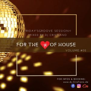 ATC Session©_For The Love Of House_Volume #02