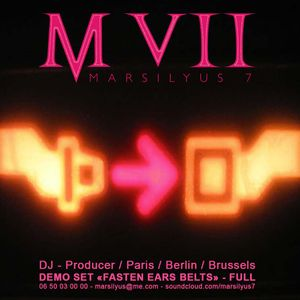 FASTEN EARS BELTS - Marsilyus VII demo set 2012 - brand new and brand old great caviar tracks
