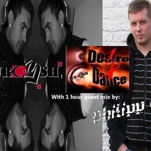 Desire 4 Dance Radio // Philipp Ort Guest Mix
