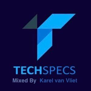 Techspecs 127 Techno Show For Beats 2 Dance Radio