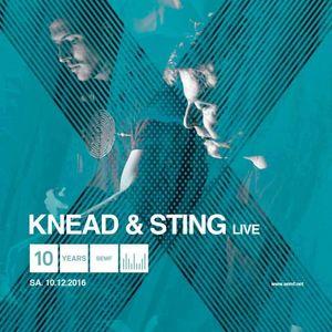Knead & Sting - Live @ SEMF 2016 (Stuttgart Electronic Music Festival)