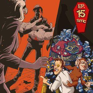 """Saturday Morning Comics - Episode 15 """"A Drunken Afterlife"""""""