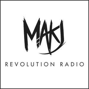 MAKJ - Revolution Radio - 14-Mar-2017