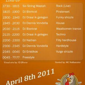 DJ sTOMper - DJ Night 2 Vuige set