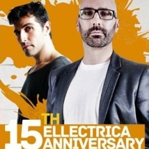 Chus - Live @ 15th Ellectrica Anniversary, Drama Theatre, Plovdiv, Bulgária (14.04.2012)