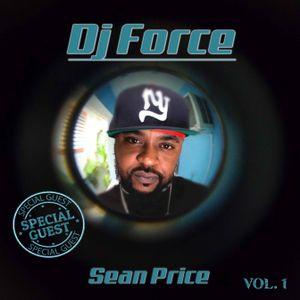 Special Guest Sean Price Vol.1 Mixtape Dj Force