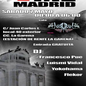 Flekor - Live @ AME Madrid Showcase (Madam_Alcalá de Henares) (07-05-2011)