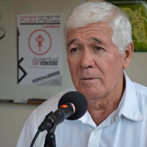 Simón Rivadeneira promueve el reconocimiento del pueblo macabeo.