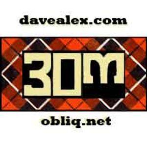 davealex - 30m - Alternative & Electronics Podcast